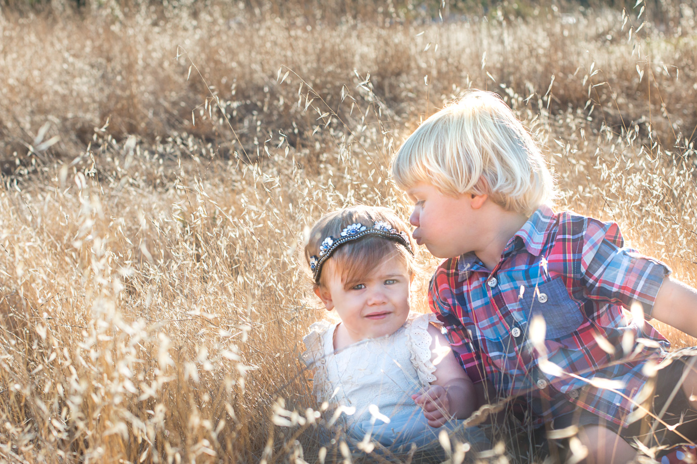 Child Photography at Baylands Park in Sunnyvale
